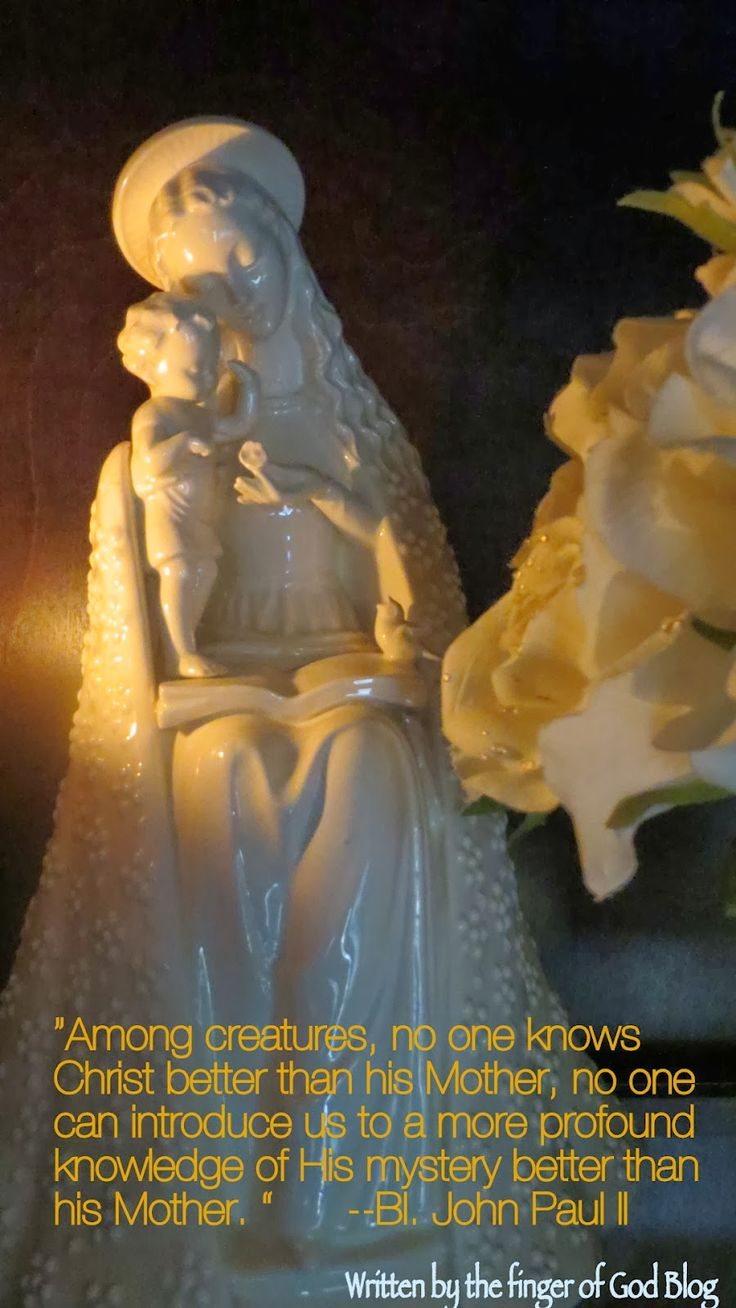 Marian Apologetics: Why Mary's Portrait Hangs on a Catholic Home. An understanding of why Catholics HONOR Mary. We DO NOT WORSHIP her!