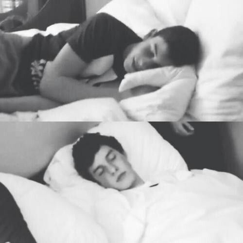 I fell in love the way you fell asleep: slowly, then all at once.