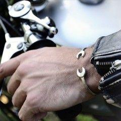 Metal Erkek Bileklik İngiliz Anahtar - Unisex Ürün