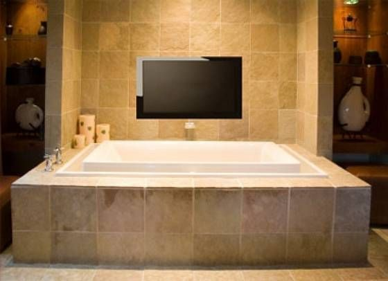 Waterproof Bathroom Tv Tv In Bathroom Bathroom Tv Mirror Shower Tvs