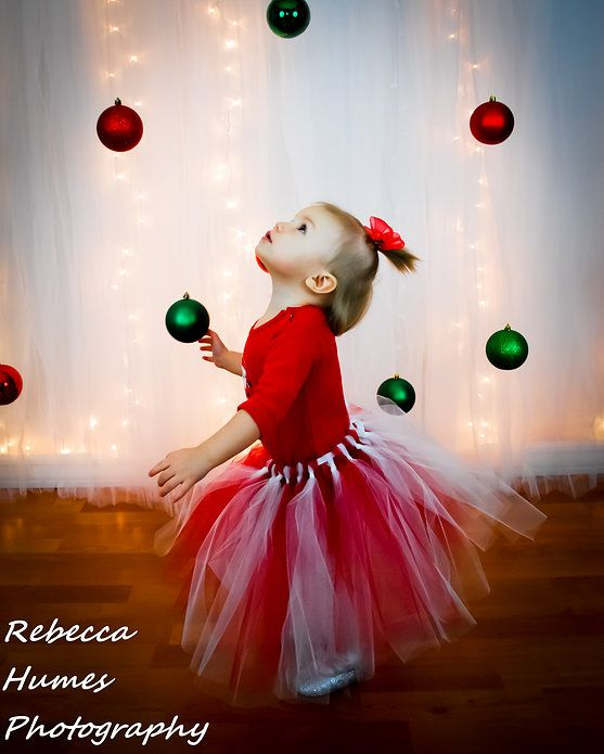 If you like my work please click on the picture and then like my page Rebecca Humes Photography baby Christmas portrait photograph session