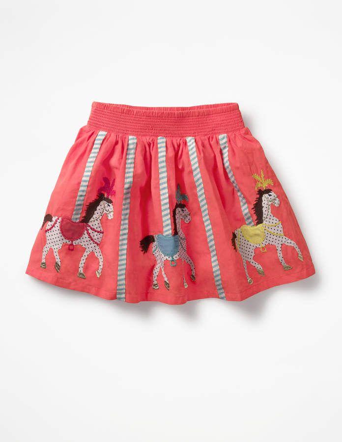 Boden Mini Colourful Applique Skirt Kids Clothes Pinterest