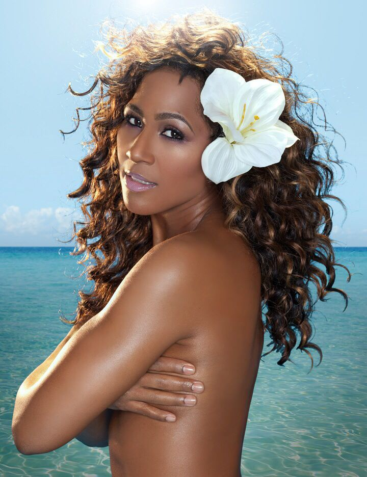 Terri J. Vaughn | Models..Beach wear | Pinterest