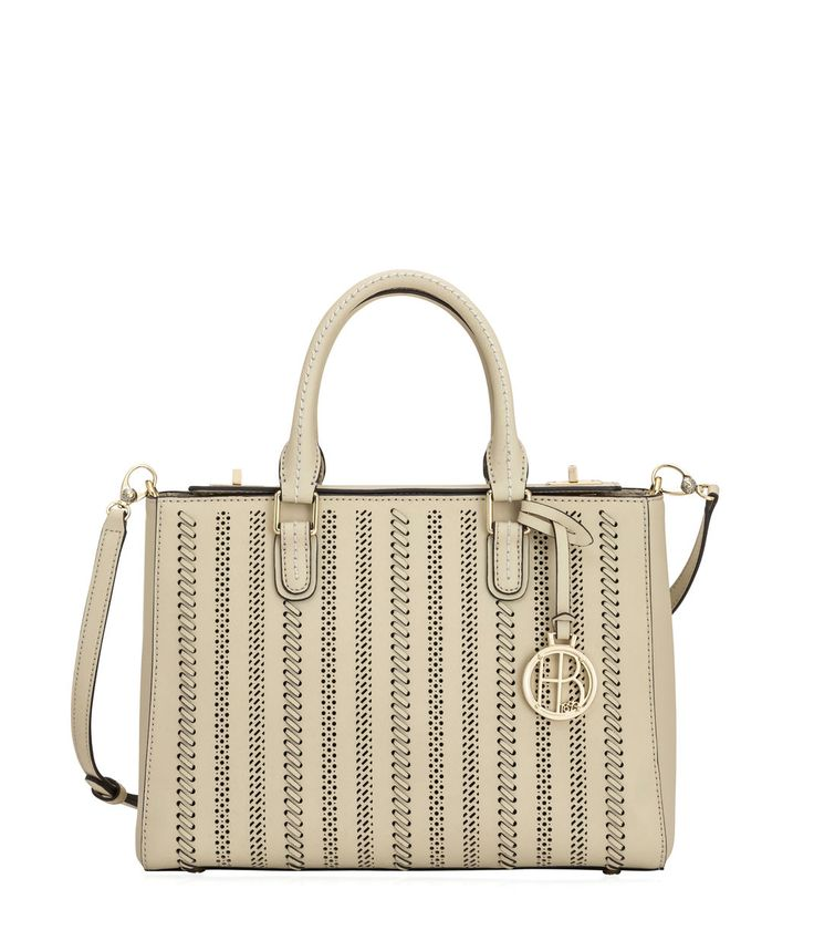 Foldaway Tote - Rage Stripes by VIDA VIDA