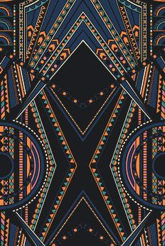 tribal tropical