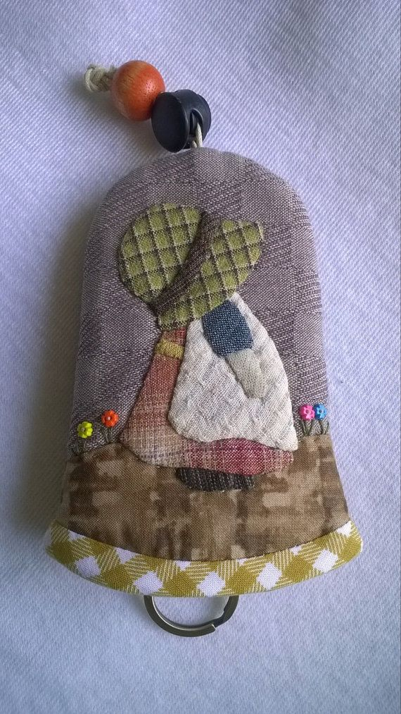 Key cover by Munkongshop on Etsy, $16.00