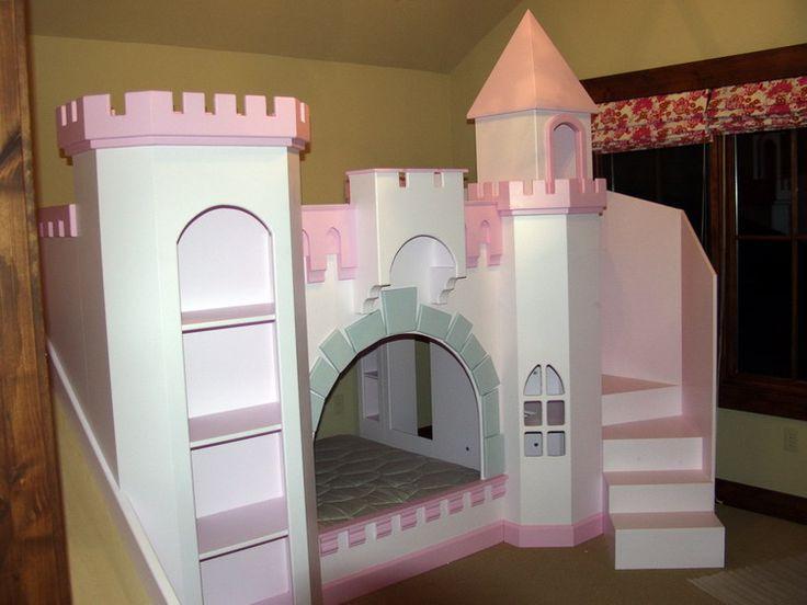 Kids Castle Bedroom 825 best Kids b...