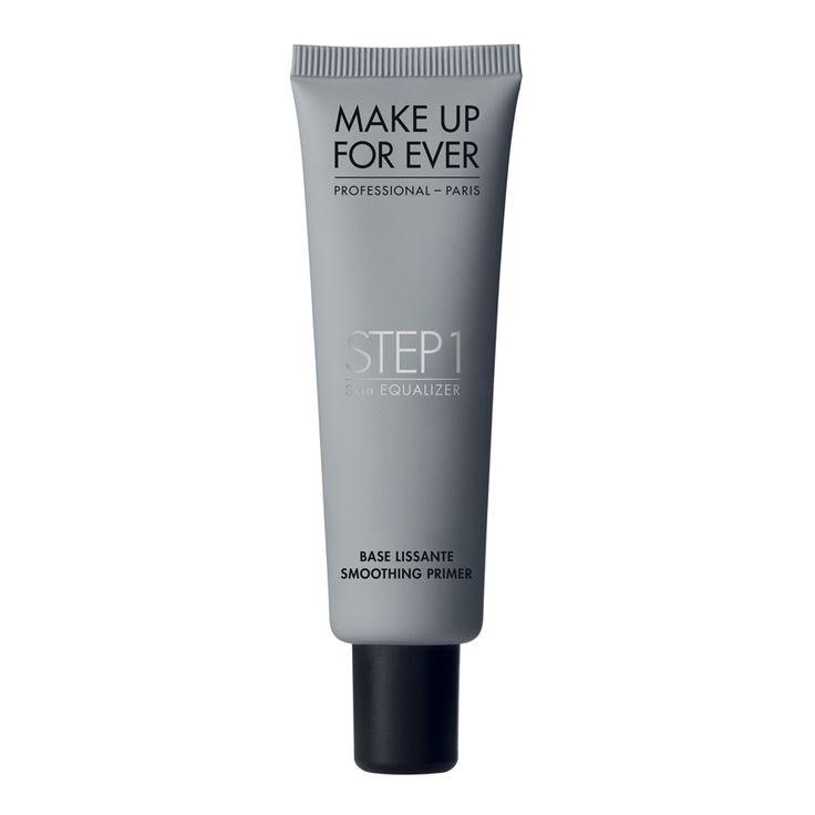 STEP 1 Skin Equalizer - Smoothing Minimizes the appearance of pores, wrinkles and fine lines. http://www.makeupforever.com/int/en-int/make-up/face/primer/step1