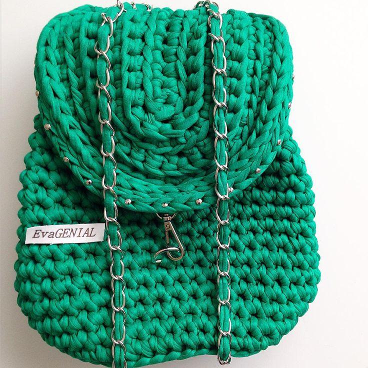 задницы большие крючком рюкзак из ленточной пряжи большой порно-архив