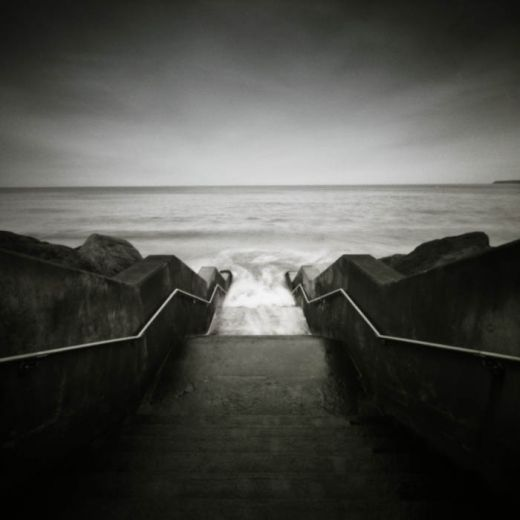 Coastal Pinhole Photography