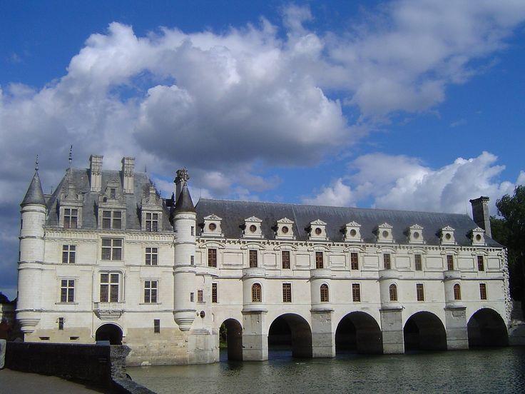 Zamek Chenonceau - Chateau de Chenonceau