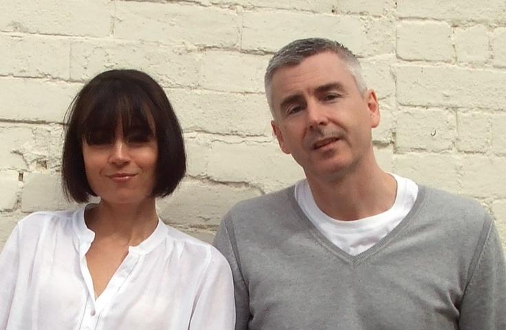 Hannah Macleod & Mark Coulson, founders of Coulson Macleod