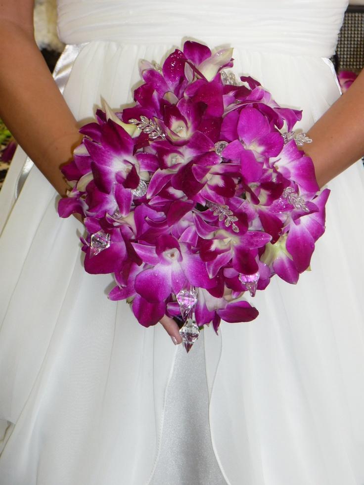 25 Cute Purple Orchid Bouquet Ideas On Pinterest