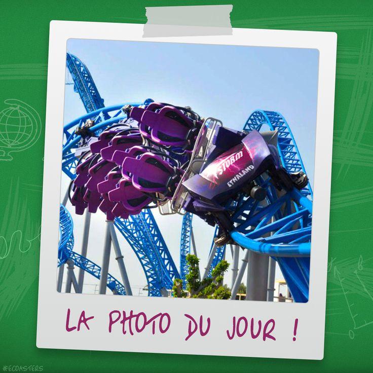 The Storm - Etnaland (EU/IT) #thestorm #storm #etnaland #mackrides #italie #italia #rollercoaster #montagnerusse #achterbahn #grand8 #grandhuit #themepark #ecoasters #ecoaster #rollercoasters #amusement #amusementpark #thrill #fun #awesone #freizeitpark #photooftheday #picoftheday #travel #parc #attraction #parcattraction #coastersofinstagram #coaster #ride More on : blog.e-coasters.com -- www.e-coasters.com