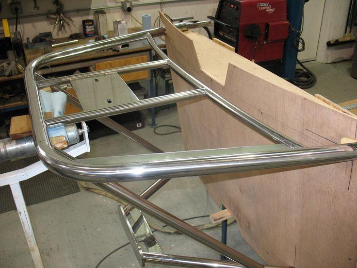 custom stainless steel