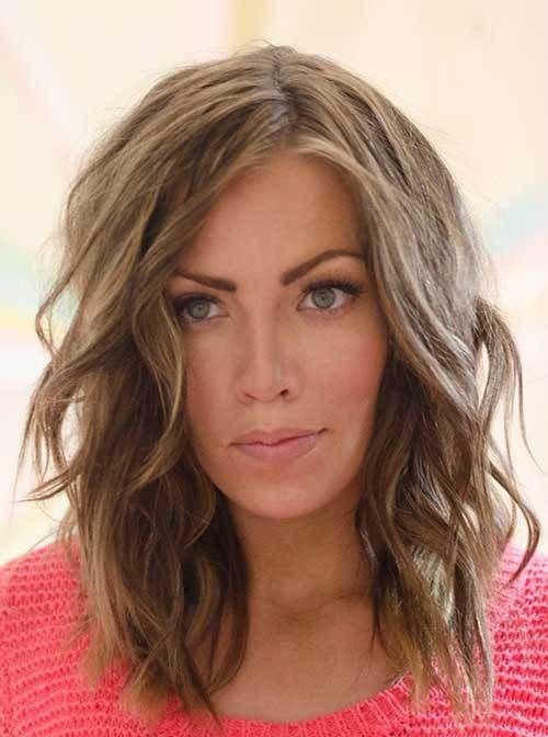 Große, kurze, mittlere Frisuren 2018   – Top Hairstyles