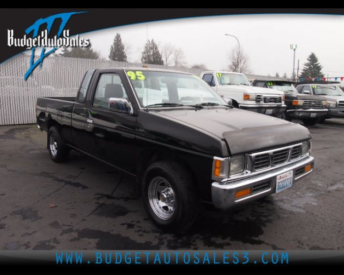 1995 NISSAN TRUCK XE 2WD , http://www.localautos.co/for-sale-used-1995-nissan-truck-xe-2wd-auburn-washington_vid_503429.html