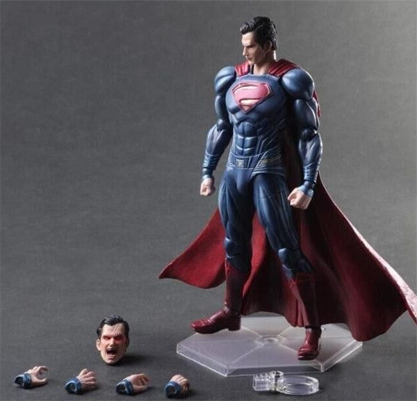 34.30$  Watch here - https://alitems.com/g/1e8d114494b01f4c715516525dc3e8/?i=5&ulp=https%3A%2F%2Fwww.aliexpress.com%2Fitem%2FSuperman-Action-Figure-Play-Arts-Kai-Dawn-of-Justice-Toys-270mm-Anime-Movie-Model-Batman-v%2F32716074332.html - Superman Action Figure Play Arts Kai Dawn of Justice Toys 270mm Anime Movie Model Batman v Superman Playarts Kai Clark Kent