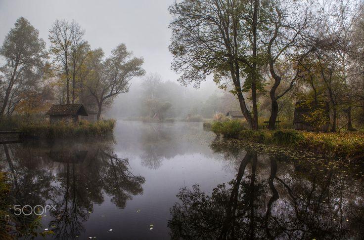 November Mist - Szödliget, Hungary