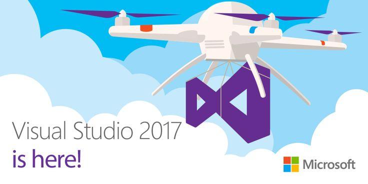 Microsoft visual studio 2017 beta