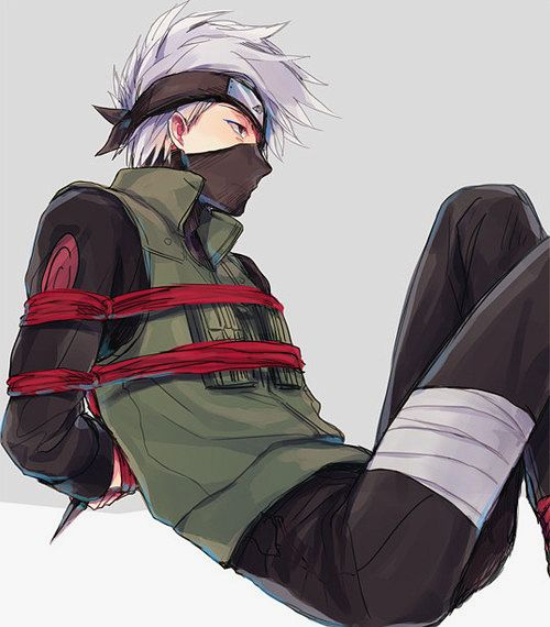 I can hear the fangirls screaming :D<<<< And I can hear Kakashi's eyes rolling in this picture