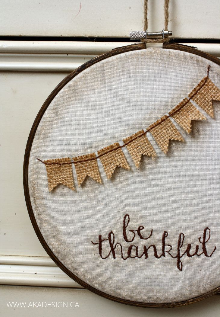 Once upon a time embroidery hoops were simple utilitarian tools. One would use an embroidery hoop to create a needle point piece, remove the hoop and frame or otherwise display the completed piece, placing the hoop back in a drawer for later use. But not any more! Embroidery hoops themselves are now often used as... Read More »