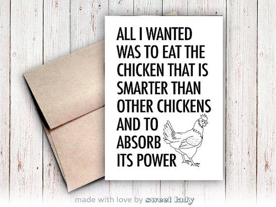 Chicken Phrases: Chicken Quote From Orange Is The New Black