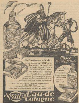 4711 Eau-de cologne, (1934)