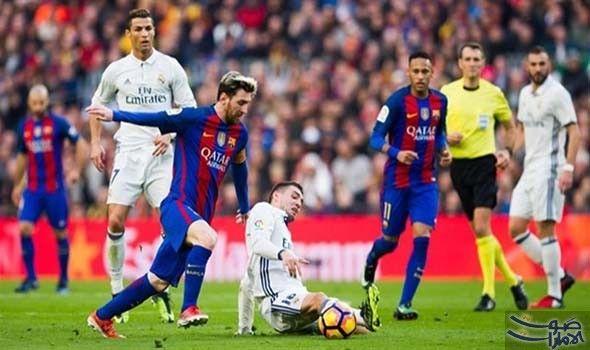 الإعلان عن تاريخ وتوقيت كلاسيكو الإياب بين ريال مدريد و برشلونة Premier League Real Madrid Lionel Messi