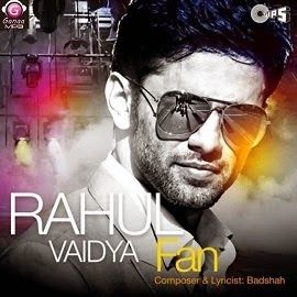 FAN Lyrics - Rahul Vaidya ft. Badshaah | Top 10 New's