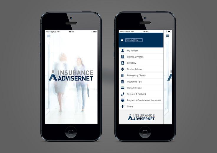 Insurance Advisernet app development