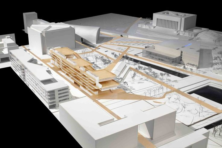 Helsinki Central Library Competition Entry, STL Architects