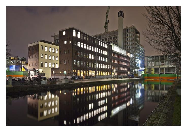 CREA  Design: Joost Glissenaar / architecten van Mourik  Commissioner: Universiteit van Amsterdam