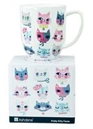 Pretty Kitty Mug-mothers-day-gifts-RAPT GIFTS ONLINE