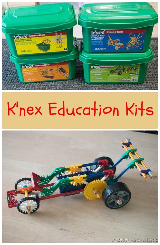 Knex Education Kits