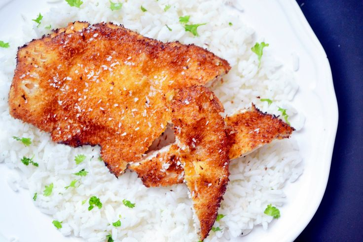 Currys-kókuszos csirkemell recept