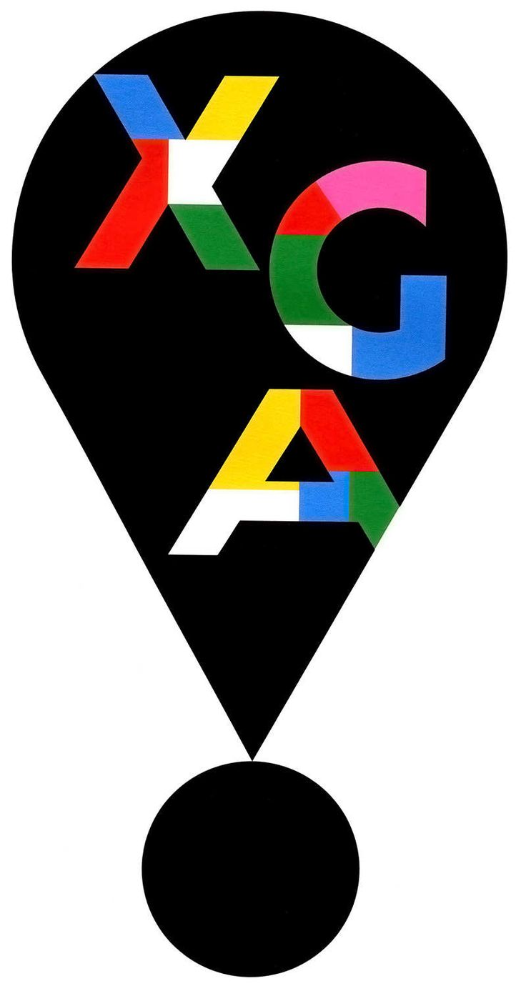 IBM XGA technology, Paul Rand