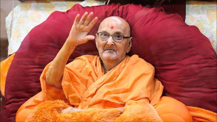 Pramukh Swami Che Sathe - Pujya Atmatrupt Swami
