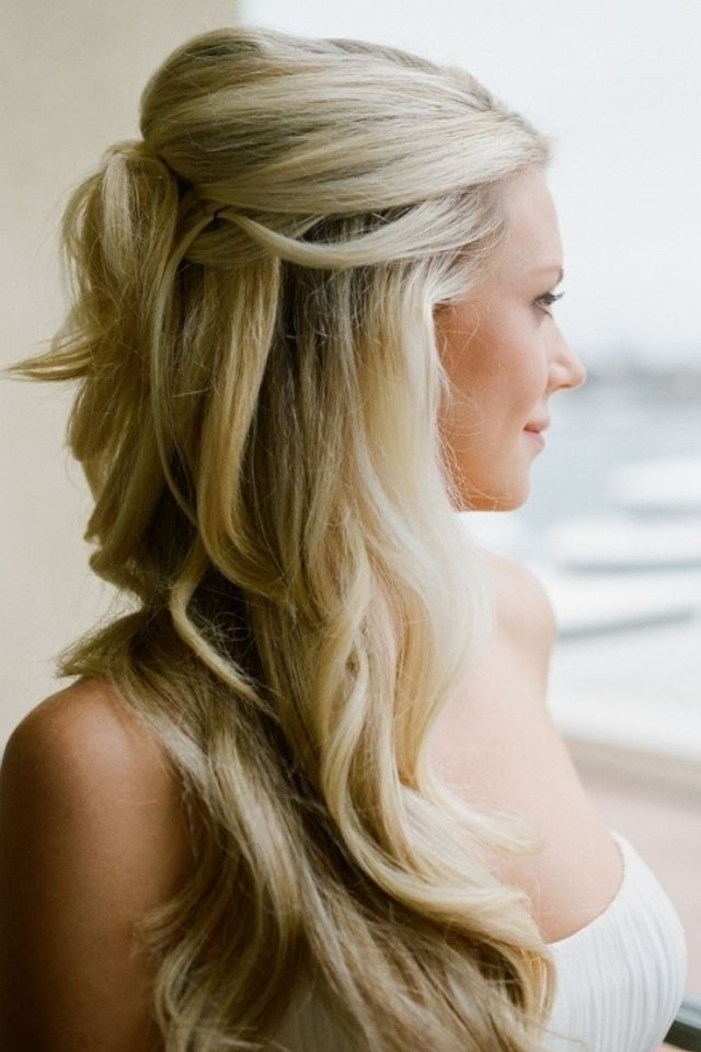 @Michelle Flynn Dwyer  wedding hair