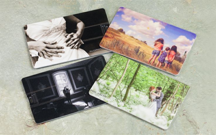 Promotional USB Card Flash drives