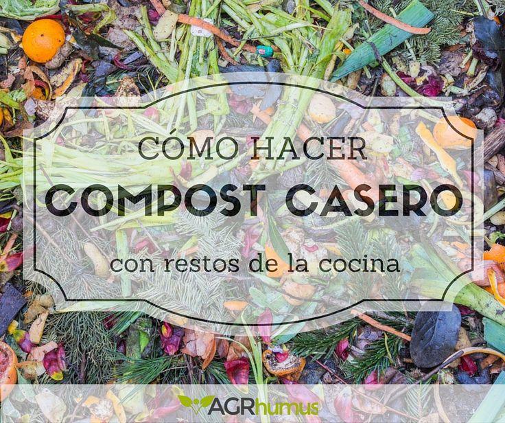 M s de 25 ideas incre bles sobre compost casero en - Hacer abono organico ...