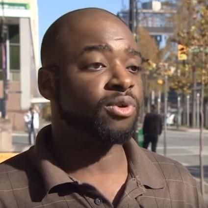 A black American man is applying for refugee status in Canada, citing police racism. Don't laugh. Along with police killing numbers for 2015