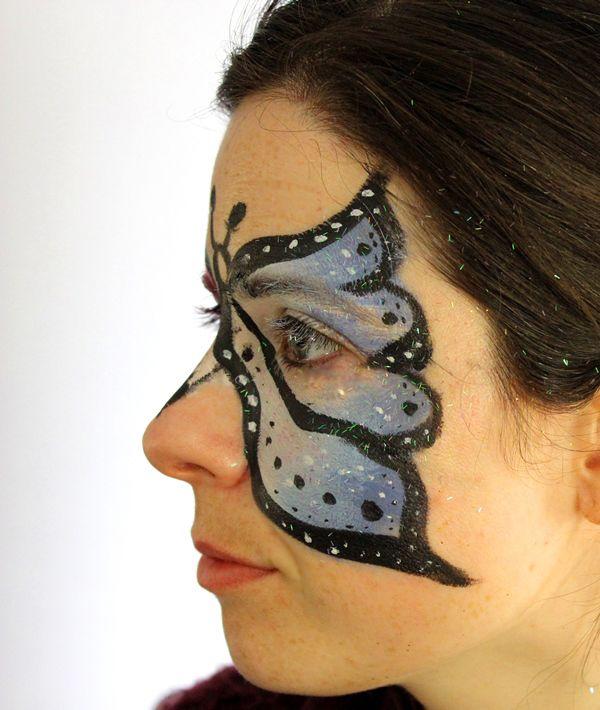 Butterflye Makeup artist: Sara Marcus Model: Patrícia Albuquerque @trueCOLOURSmakeup Artists