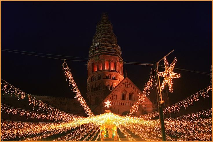 Weihnachtsmarkt - Mainz
