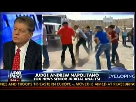 Shocking New Video Of Destruction After Standoff At Bundy Ranch - The Kelly Files 4.16.14