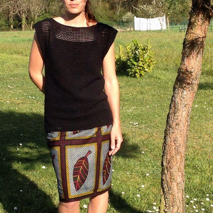 78 best id es propos de patron jupe droite sur pinterest - Patron couture jupe droite ...