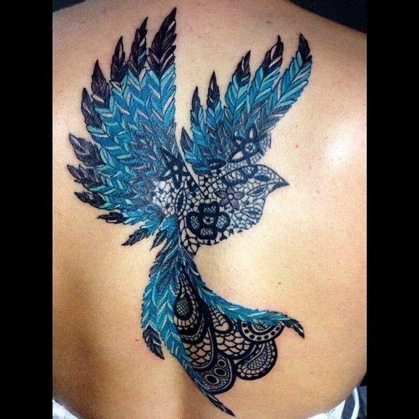 90 Astonishing Bird Tattoos