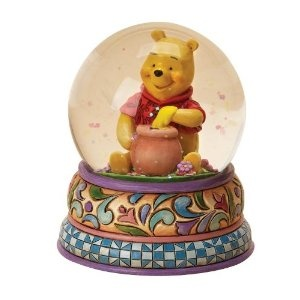 Jim Shore Snowglobe: Jim Shore, Snow Globes, Disney Traditions, Music Boxes, Pooh Bear, Pooh Waterball, Winnie The Pooh, Disney Snow