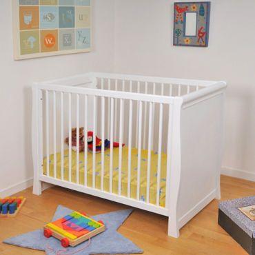 Lit bébé teddy / blanc 3080/9 - pas cher ? C'est sur Conforama.fr - large choix, prix discount et des offres exclusives Lit bébé sur Conforama.fr