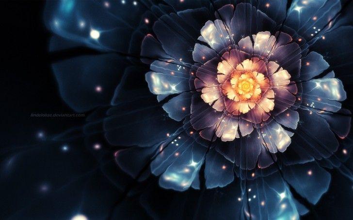 Digital Blossom wallpapers